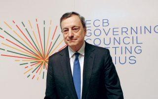 Ο επικεφαλής της ΕΚΤ Μάριο Ντράγκι αποκάλυψε πως κάποια μέλη του διοικητικού συμβουλίου της τράπεζας έθιξαν το ενδεχόμενο μείωσης των επιτοκίων ή εκ νέου έναρξης του προγράμματος ποσοτικής χαλάρωσης με την αγορά τίτλων.