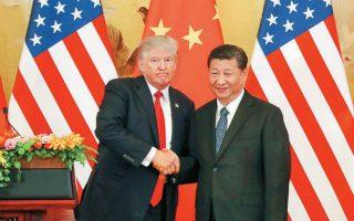 «Είχαμε μια καλή τηλεφωνική συζήτηση με τον πρόεδρο Σι και θα έχουμε εκτεταμένη συνάντηση την επόμενη εβδομάδα στο G20 στην Ιαπωνία», ανέφερε με tweet ο Ντόναλντ Τραμπ και προσέθεσε πως οι διαπραγματευτικές ομάδες των δύο χωρών θα αρχίσουν νέο γύρο συνομιλιών πριν από τη συνάντηση των δύο ηγετών.