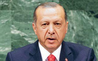 Νέες πιέσεις του Ταγίπ Ερντογάν προς την κεντρική τράπεζα της Τουρκίας, για να αλλάξει νομισματική πολιτική.