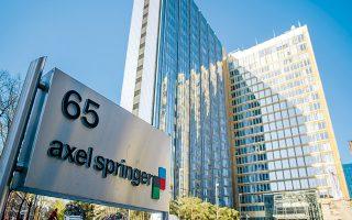 Ο όμιλος Axel Springer εκδίδει, μεταξύ άλλων, την ταμπλόιντ γερμανική εφημερίδα Bild και τη Welt αλλά και την οικονομική ιστοσελίδα Business Insider.  Σύμφωνα με οικονομικούς αναλυτές, θεωρείται σχεδόν βέβαιο ότι η συμφωνία θα ολοκληρωθεί.