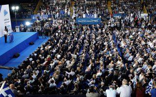 Η Ελλάδα χρειάζεται την εφαρμογή ενός ρεαλιστικού προγράμματος, με βαθιές τομές και ουσιαστικές μεταρρυθμίσεις στην οικονομική πολιτική.
