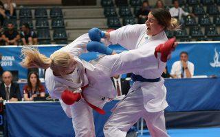 Ολα δείχνουν ότι το καράτε μετά τη διοργάνωση του Τόκιο θα βγει από το ολυμπιακό πρόγραμμα.