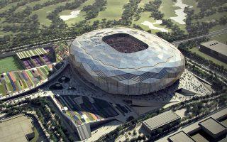 H εισηγμένη είναι επικεφαλής της κοινοπραξίας που κατασκευάζει το Education City Stadium στο Κατάρ.