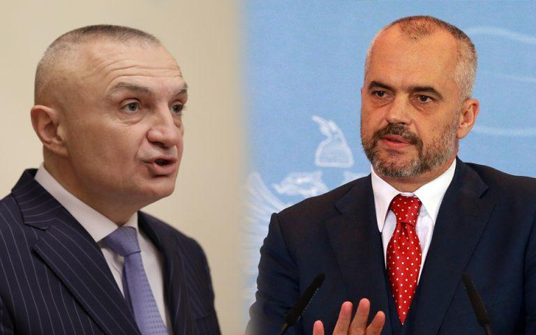Ανάλυση: Σε επικίνδυνο πολιτικό αδιέξοδο η Αλβανία – Μετωπική σύγκρουση Μέτα – Ράμα