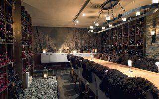 Το κελάρι το εστιατόριο Huset. (Φωτογραφία: Bublik Polina, Terje Bjornsen)
