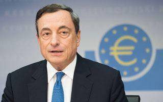 Από την περασμένη εβδομάδα ο πρόεδρος της ΕΚΤ είχε αφήσει να εννοηθεί ότι επίκεινται μέτρα στήριξης εάν δεν βελτιωθούν οι προοπτικές της οικονομίας.