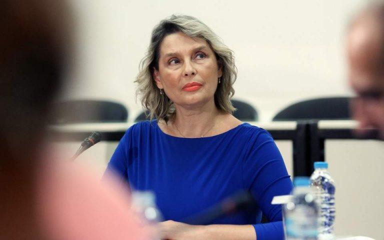 Συνεργάζομενη με τον ΣΥΡΙΖΑ η Κατερίνα Παπακώστα στις εθνικές εκλογές