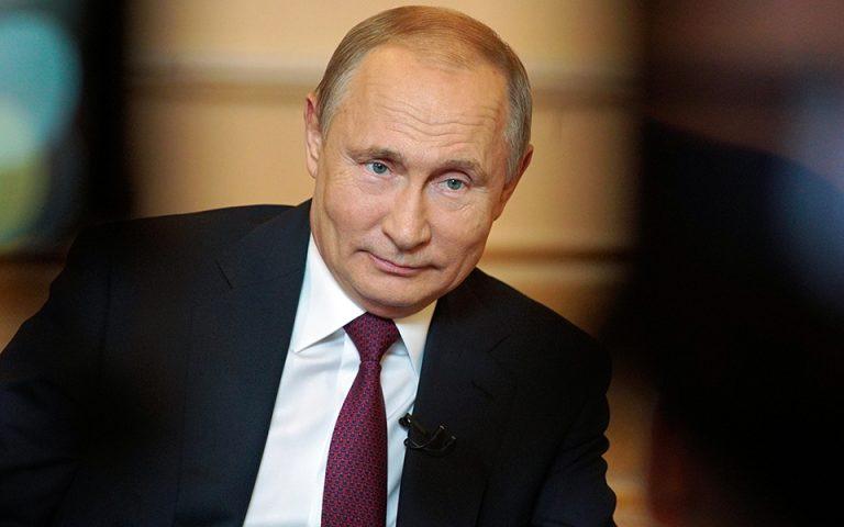 Πούτιν: «Ολοένα και επιδεινώνονται» οι σχέσεις μας με την Ουάσιγκτον