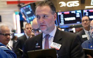 O S&P 500 στη Wall Street κλείνει τον καλύτερο μήνα του από τον Ιανουάριο.