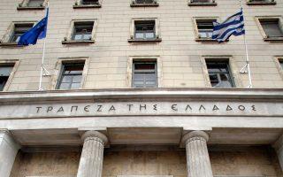 Στην έκθεση για την επισκόπηση του ελληνικού χρηματοπιστωτικού συστήματος, επαναλαμβάνεται η πρόβλεψη της κεντρικής τράπεζας ότι μετά τις παροχές προκύπτει δημοσιονομικό κενό 0,6% του ΑΕΠ.