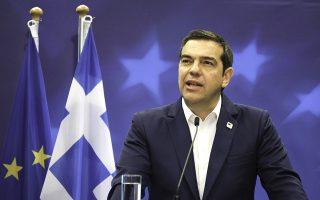 (Ξένη Δημοσίευση)  Ο πρωθυπουργός, Αλέξης Τσίπρας μιλάει κατά τη διάρκεια συνέντευξης τύπου μετά την ολοκλήρωση των εργασιών της Συνόδου Κορυφής, την Παρασκευή 21 Ιουνίου 2019, στις Βρυξέλλες.  Είναι η πρώτη φορά μετά από δεκαετίες παραβιάσεων του διεθνούς δικαίου από την Τουρκία που σε συνέχεια συντονισμένων ενεργειών Ελλάδας-Κύπρου, η ΕΕ με τόσο ξεκάθαρο και αποφασιστικό τρόπο καταδικάζει τις τουρκικές ενέργειες και αποφασίζει τη λήψη μέτρων κατά τη γείτονος για την παραβίαση του διεθνούς δικαίου στην περιοχή μας, τόνισε ο πρωθυπουργός, Αλέξης Τσίπρας. ΑΠΕ-ΜΠΕ/ΓΡΑΦΕΙΟ ΤΥΠΟΥ ΠΡΩΘΥΠΟΥΡΓΟΥ/Andrea Bonetti