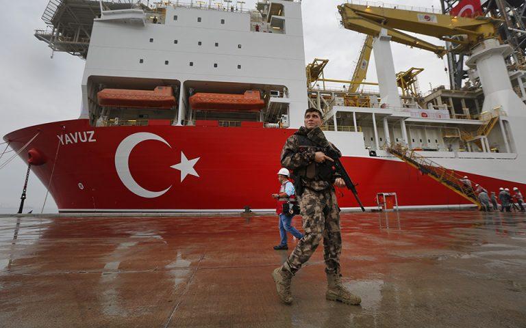 Ξεκίνησε για την Αν. Μεσόγειο το δεύτερο τουρκικό γεωτρύπανο «Yavuz»
