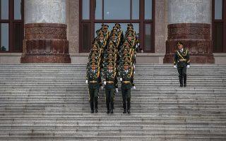 Η κινεζική κυβέρνηση αναζητεί «προβληματικά» δεδομένα.
