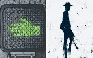 Τα εξώφυλλα των καινούργιων άλμπουμ από τους: Raconteurs («Help Us Stranger») και Γκάρι Κλαρκ Τζ. («This Land»).