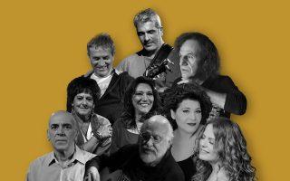 Πλήθος καλλιτεχνών στη συναυλία του «Μελωδία 99,2» στο Ηρώδειο.