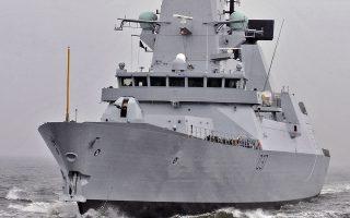 Το βρετανικό αντιτορπιλικό «HMS Duncan» πλέει προς τον Περσικό Κόλπο για να αντικαταστήσει φρεγάτα.