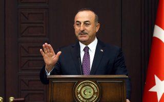 «Η Τουρκία θα λάβει πρόσθετα μέτρα και θα αυξήσει τη δραστηριότητά της στην Κύπρο χωρίς να διστάσει», είπε ο Τούρκος YΠΕΞ Μ. Τσαβούσογλου.