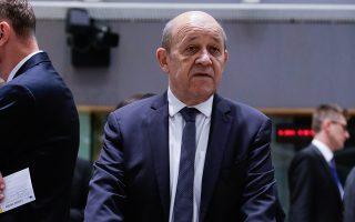 Ενότητα ζήτησε από τους Ευρωπαίους στο θέμα του Ιράν ο Γάλλος υπουργός Εξωτερικών Ζαν-Iβ Λεντριάν, στις Βρυξέλλες.