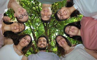 Η ομάδα των φετινών νικητών της έκθεσης Anuga.
