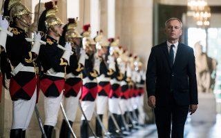 Αποχώρηση χωρίς τιμές για τον Γάλλο υπουργό Περιβάλλοντος Φρανσουά ντε Ριζί.