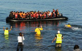 Τον Μάρτιο έφθασαν στα ελληνικά νησιά από την Τουρκία 1.904, τον Μάιο 2.651 και τον Iούνιο 3.122 πρόσφυγες και μετανάστες.