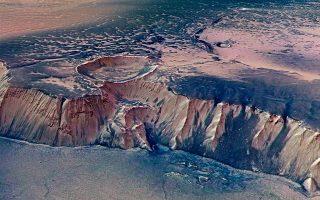 Eξαιρετικά αφιλόξενες είναι οι συνθήκες που επικρατούν στον Αρη. Ωστόσο, χάρη στη σύγχρονη τεχνολογία, κάποιες εκτάσεις του είναι δυνατόν να γίνουν καλλιεργήσιμες.