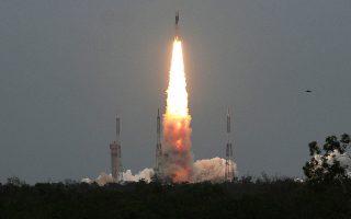 Εκτοξεύθηκε χθες με επιτυχία το «Chandrayaan-2».