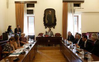 Υπέρ της άρσης ασυλίας του Π. Πολάκη τάχθηκαν οκτώ από τα έντεκα μέλη της Επιτροπής Δεοντολογίας της Βουλής.