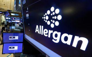 Σε ανάκληση των ανάγλυφων ενθεμάτων μαστού Biocell προχώρησε η κατασκευάστρια εταιρεία Allergan Inc.