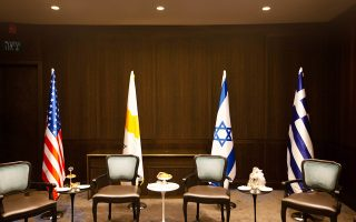 Το σχήμα «3+1», όπως έχει επικρατήσει να αποκαλείται η τριμερής συνεργασία Ελλάδας, Κυπριακής Δημοκρατίας, Ισραήλ, με τη στήριξη των ΗΠΑ σε συγκεκριμένους τομείς, επισημοποιήθηκε τον περασμένο Μάρτιο.
