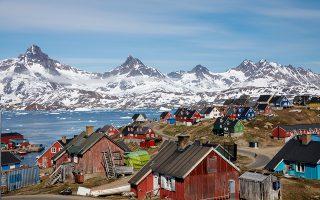 Ο καύσωνας που έπληξε τις τελευταίες ημέρες τη Δυτική Ευρώπη αναμένεται να προκαλέσει εκτενή τήξη των πάγων στη Γροιλανδία.