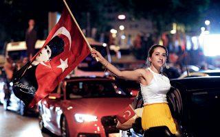 © Burhan Ozbilici/AP PHOTO