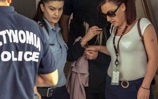 Στο δικαστήριο στο Παραλίμνι οδηγήθηκε χθες η 19χρονη Βρετανίδα που καταμήνυσε ψευδώς Ισραηλινούς για βιασμό.
