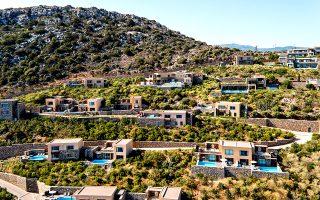 Daios Cove Luxury Resort and Villas.