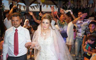 Ο έρωτας του 26χρονου Μοχάμεντ Χάμο για τη Ρουκία Αράμπ δεν έχει σύνορα.
