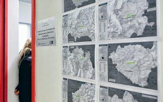 Υπό κτηματογράφηση βρίσκεται σήμερα το 63,4% της έκτασης της χώρας, ενώ απομένουν να υπογραφούν οι συμβάσεις για τις τελευταίες πέντε περιοχές (υπόλοιπο Ηρακλείου, Ρέθυμνο, Χανιά, Κυκλάδες, Κέρκυρα-Θεσπρωτία).