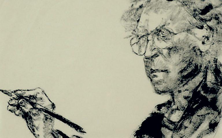 Αβιγκντόρ Αρίκα, μια τρυφερή και ιαματική έκθεση ζωγραφικής στο Μπενάκη
