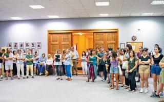 Φοιτητές από πολλές χώρες φέρνει στη Δράμα το 9ο Θερινό Πρόγραμμα Ελληνικής Γλώσσας, Μετάφρασης και Πολιτισμού.