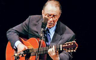 Ο Ζοάο Ζιλμπέρτο (1931-2019), ο Βραζιλιάνος επαναστάτης της μουσικής.