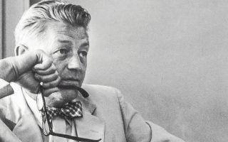 Ο βραβευμένος με Πούλιτζερ συγγραφέας Ουάλας Στέγκνερ είχε επισκεφθεί την Αθήνα το 1963, με υποτροφία του Ιδρύματος Φούλμπραϊτ.