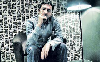 Ο γνωστός τραγουδοποιός πηγαίνει στο Gazarte με τα νέα τραγούδια του τελευταίου άλμπουμ του.