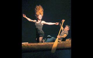 Η παράσταση «Kanata» του Καναδού Ρομπέρ Λεπάζ.