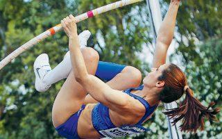 Η «Αικατερίνη των αιθέρων» θα αγωνιστεί σήμερα σε event που έχει στόχο την προώθηση του κλασικού αθλητισμού.