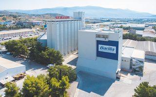 Η Barilla Hellas κατέχει ηγετική θέση στην εγχώρια αγορά ζυμαρικών, με το μερίδιο αγοράς ως προς την αξία πωλήσεων στο 40% έως 45%.