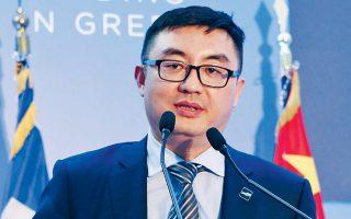 Ο Αντερσον Τσεν Χαϊμπό μιλώντας στην «Κ» τονίζει πως μέσω της Ελλάδας στοχεύει στην επέκταση της DeepBlue Technology στην ευρύτερη περιοχή της Νοτιοανατολικής Ευρώπης και της Ανατολικής Μεσογείου. Στο πλαίσιο αυτό υπέγραψε συμφωνία με το Τμήμα Πληροφορικής του Αριστοτελείου Πανεπιστημίου Θεσσαλονίκης στον τομέα της έρευνας.