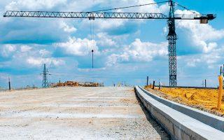 Το συνολικό κονδύλι για Υποδομές - Μεταφορές ανέρχεται σε 1,8 δισ., όμως, το 1,6 δισ. αφορά συγχρηματοδοτούμενα προγράμματα της Ε.Ε.
