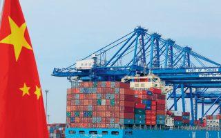 Τον Ιούνιο η κινεζική βιομηχανική παραγωγή και οι λιανικές πωλήσεις ήταν υψηλότερες του αναμενομένου.