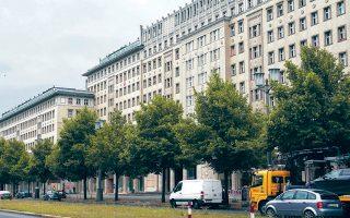 Τα κτίρια επί της λεωφόρου Καρλ Μαρξ επρόκειτο να πωληθούν στο τέλος του 2018 από την Predac στη μεγαλύτερη εταιρεία διαχείρισης ακινήτων της πόλης.