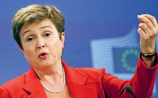 Τη Βουλγάρα πολιτικό προτείνουν ως κοινή υποψήφια της Ε.Ε. οι Γάλλοι, αρκεί να ξεπεραστεί ο σκόπελος της ηλικίας.