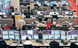 Οι ρευστοποιήσεις ξεκίνησαν όταν ο γερμανικός τεχνολογικός κολοσσός SAP ανακοίνωσε χθες πτώση των τριμηνιαίων κερδών του, της τάξης του 21%.
